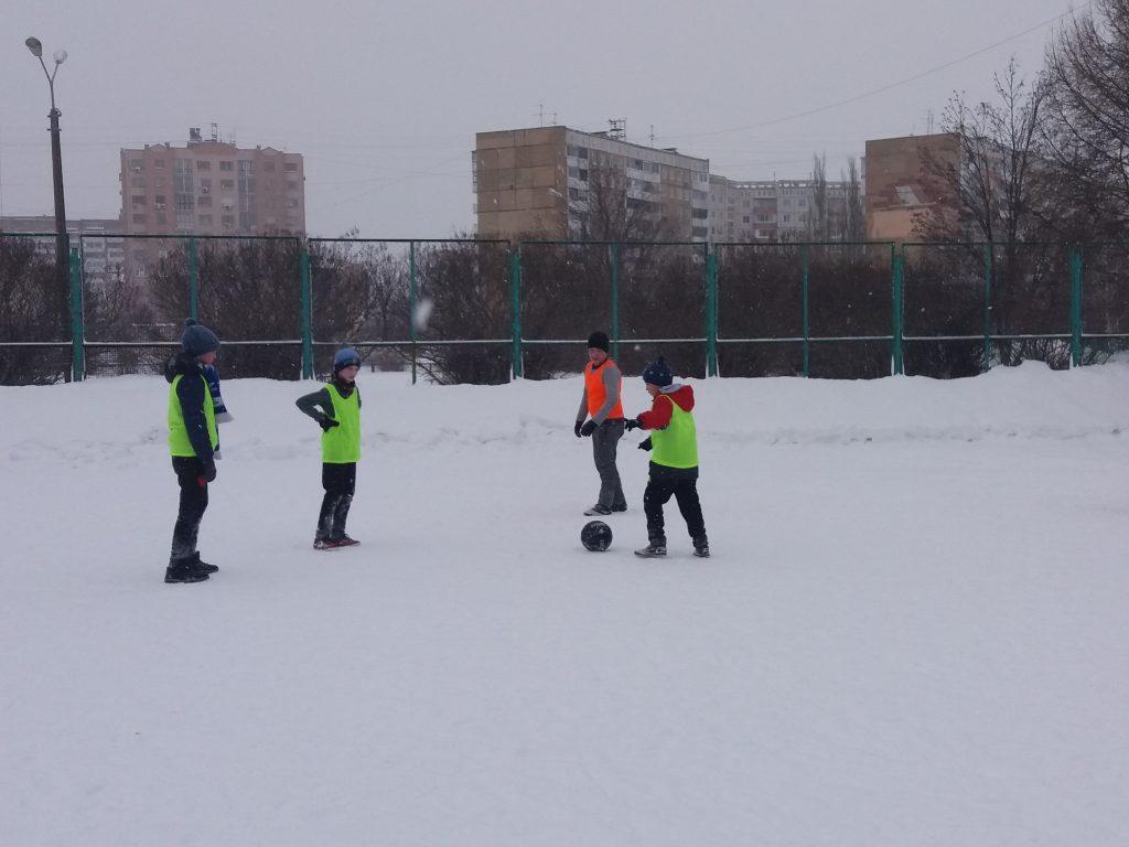 "Тренировки клуба ""Ракета"""