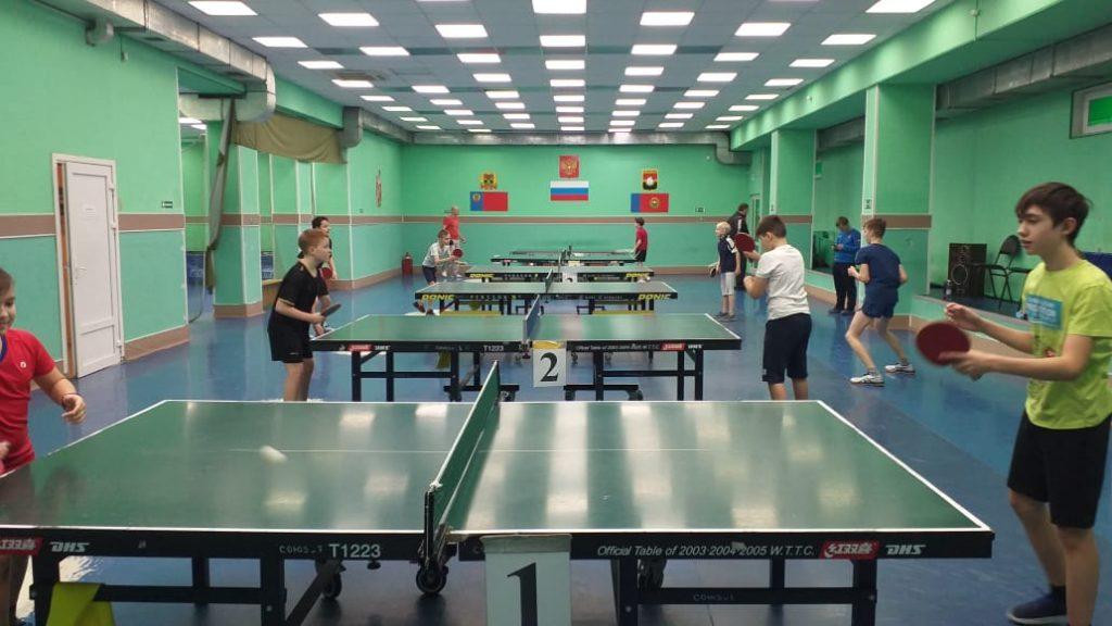 С 4 по 6 января 2021 года в клубе по месту жительства «Союз» прошли городские соревнования по настольному теннису «Ура, каникулы!» среди юношей и девушек 2009, 2006 и 2003 г.г. рождения и младше