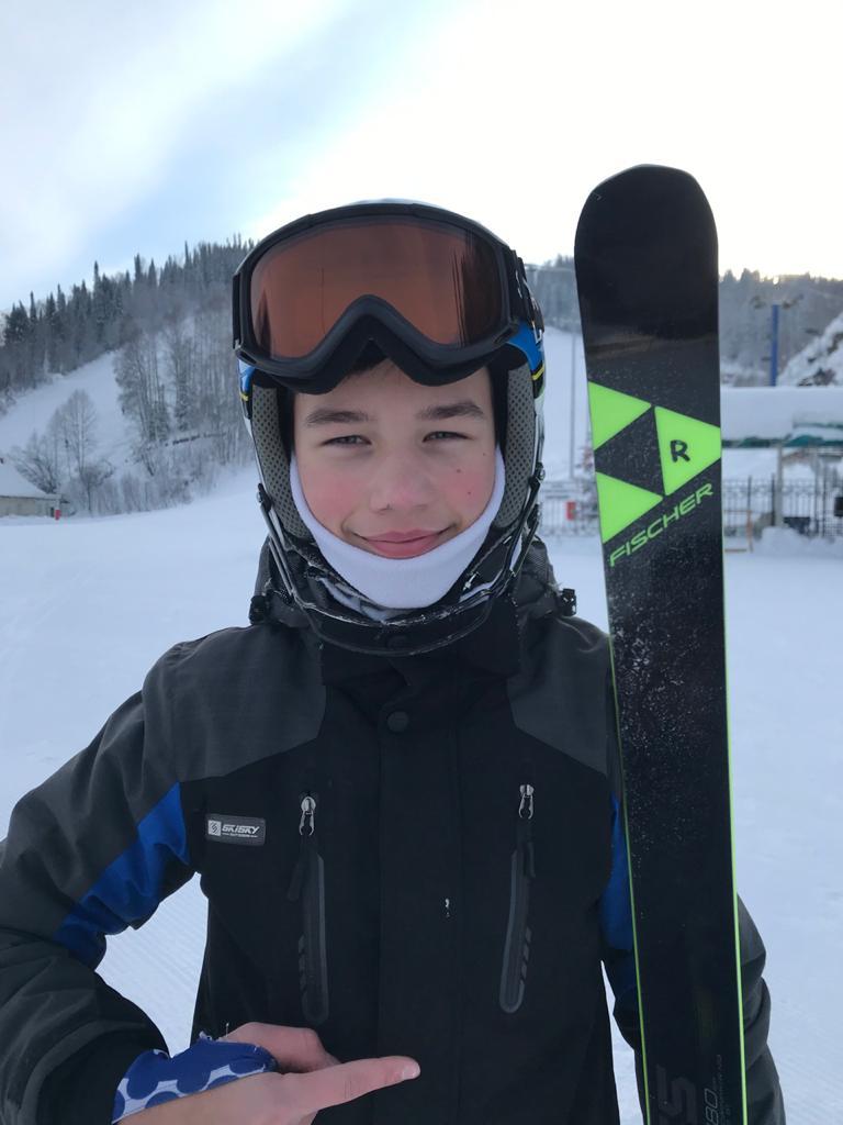 Воспитанники клуба по месту жительства «Ракета» успешно выступили в открытом первенстве города Новокузнецка по горнолыжному спорту