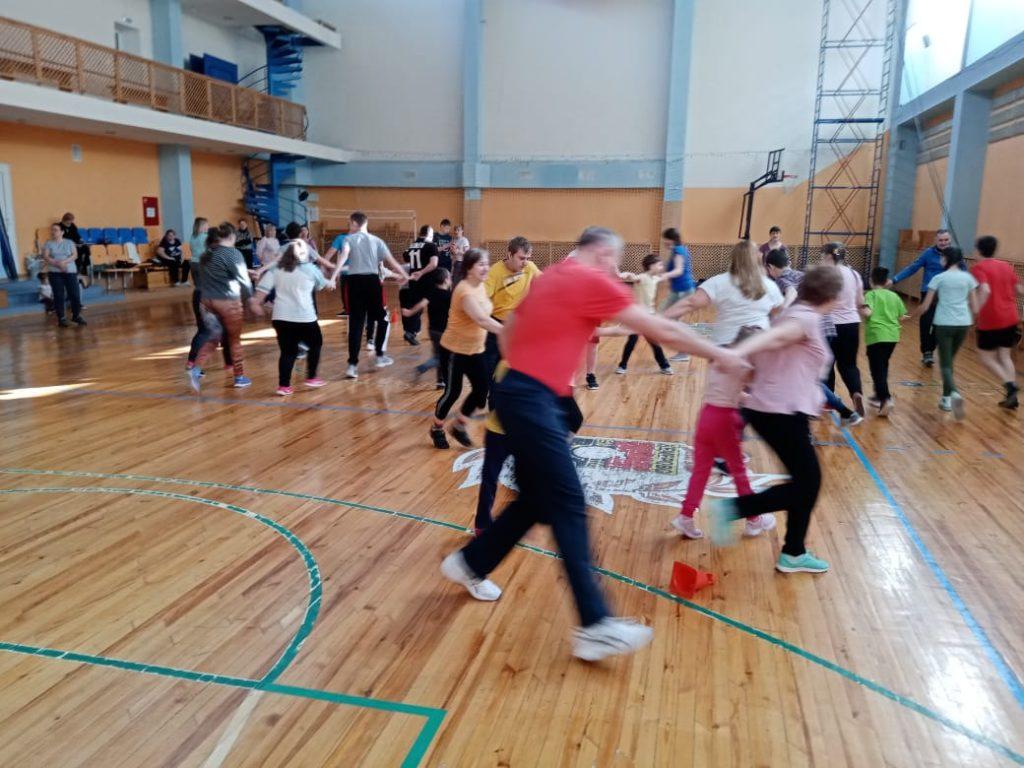 22.02.2021 г. в спортивном комплексе Службы спасения города Кемерово прошёл очередной этап проекта «Мир один для всех»