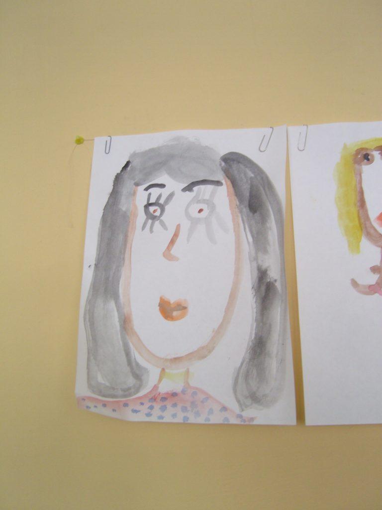 Конкурс детского рисунка «Мамочка милая – самая красивая!»