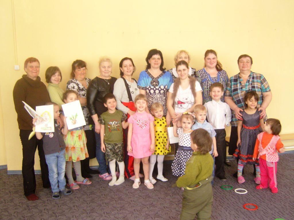 5 марта 2021 года в клубе по месту жительства «Вперёд» была проведена праздничная программа для мам и бабушек в честь празднования Международного женского дня 8 Марта