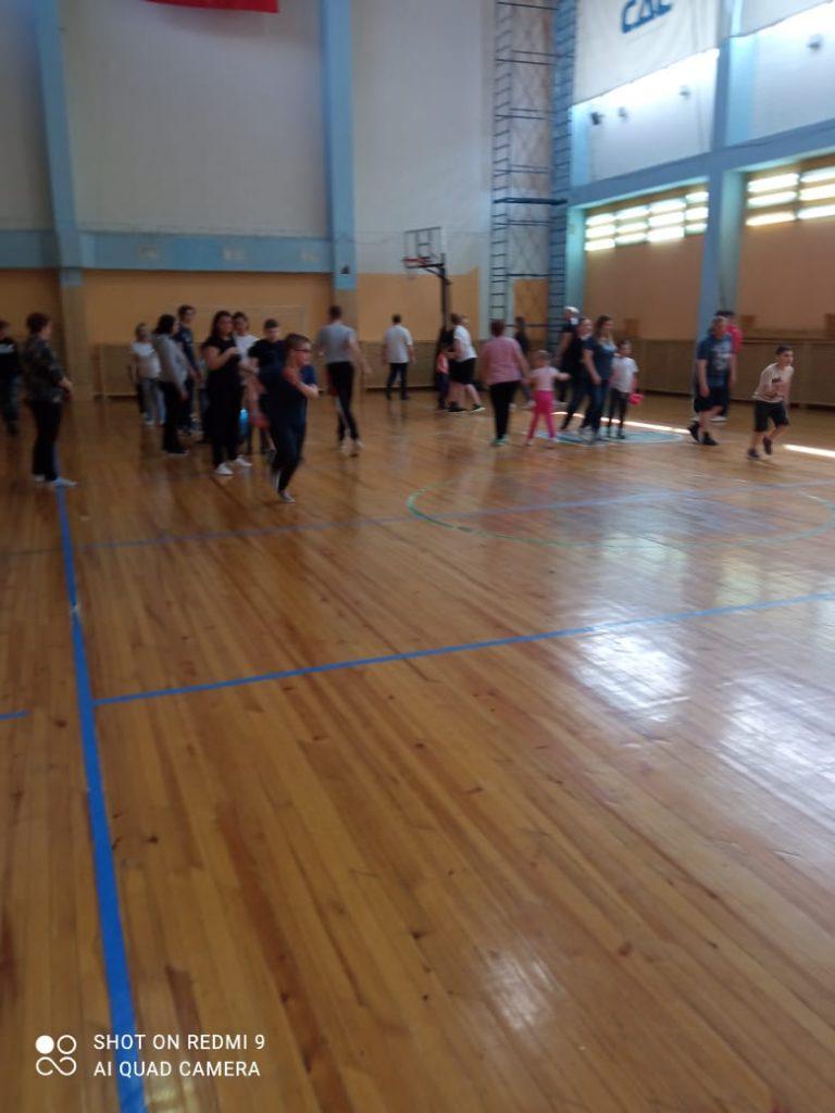 18.04.2021 г. в спортивном комплексе Службы спасения города Кемерово прошёл очередной этап проекта «Мир один для всех»