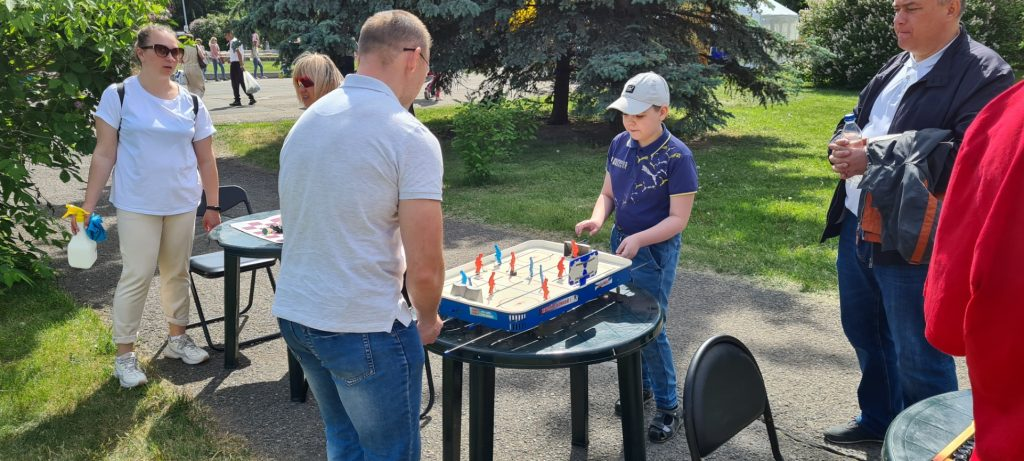 12 июня 2021 года в городе Кемерово прошли праздничные мероприятия, посвящённые Дню России и Дню города