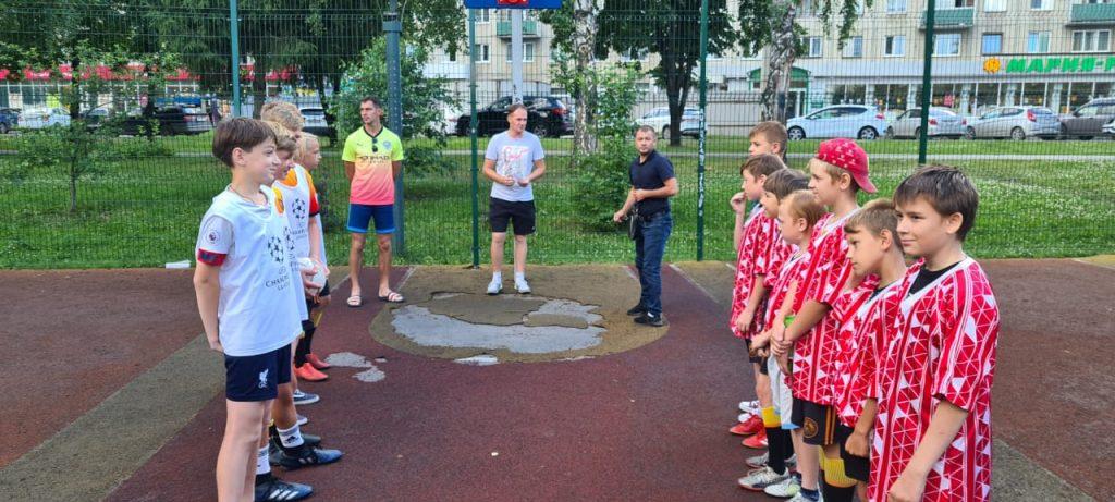 8 июля 2021 года в Линейном парке бульвара Строителей прошел турнир по мини-футболу МАУ «Клубы по месту жительства» среди детских команд 2008-2009 г.г. рождения «Кубок летних чемпионов-2021», приуроченный к празднованию 300-летия образования Кузбасса