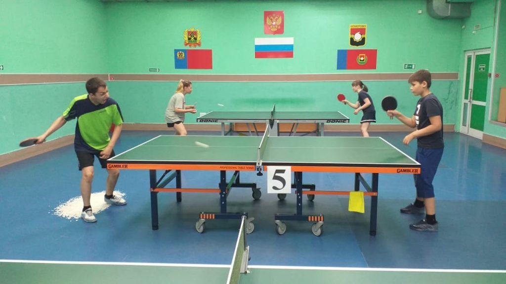 30 июля 2021 года состоялся турнир по настольному теннису клуба по месту жительства «Союз» среди подростков старшей возрастной группы