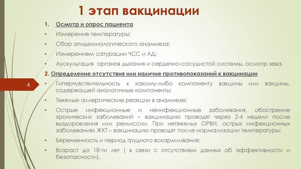 Вакцинопрофилактика COVID-19