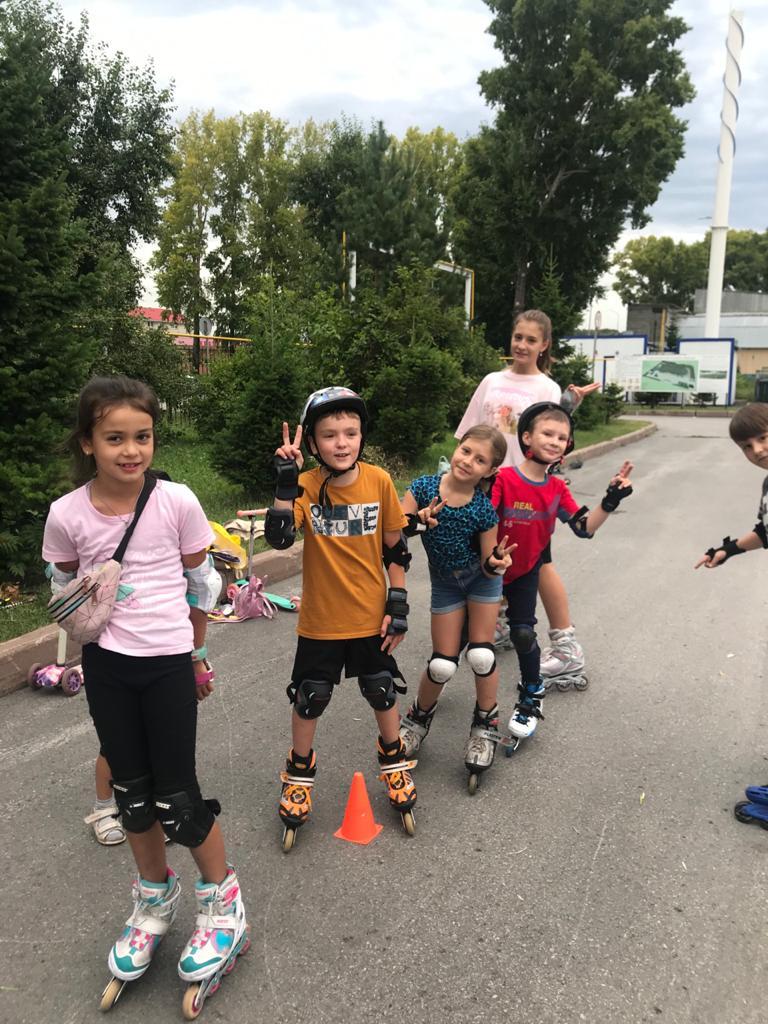 """Юные горнолыжники клуба по месту жительства """"Ракета"""" начали подготовку к зимнему сезону"""