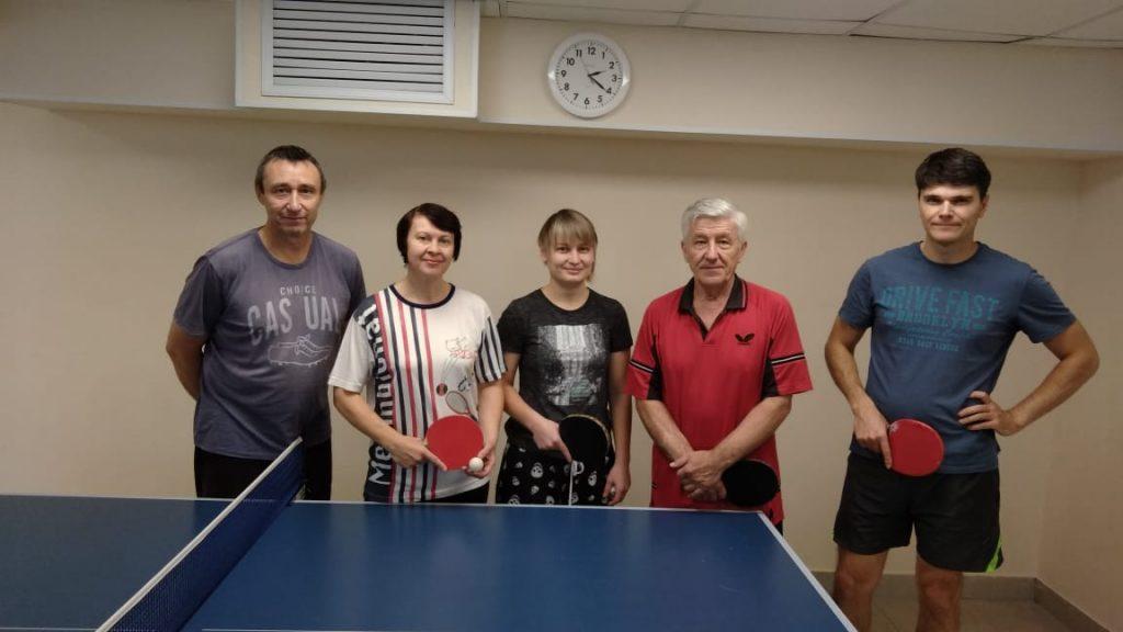 26 сентября 2021 года в клубе по месту жительства «Лесная Поляна» прошел воскресный турнир по настольному теннису на переходящий кубок Лесная Поляна-2021.