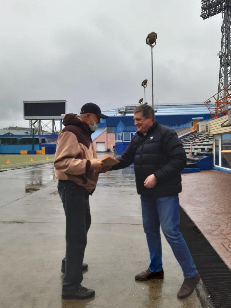 2 октября 2021 года на МСАУ г. Кемерово «Стадион Химик» прошёл Открытый легкоатлетический забег на 3 и 5 км и оздоровительная ходьба памяти Н.С. Лобановой, посвященные Международному дню пожилого человека
